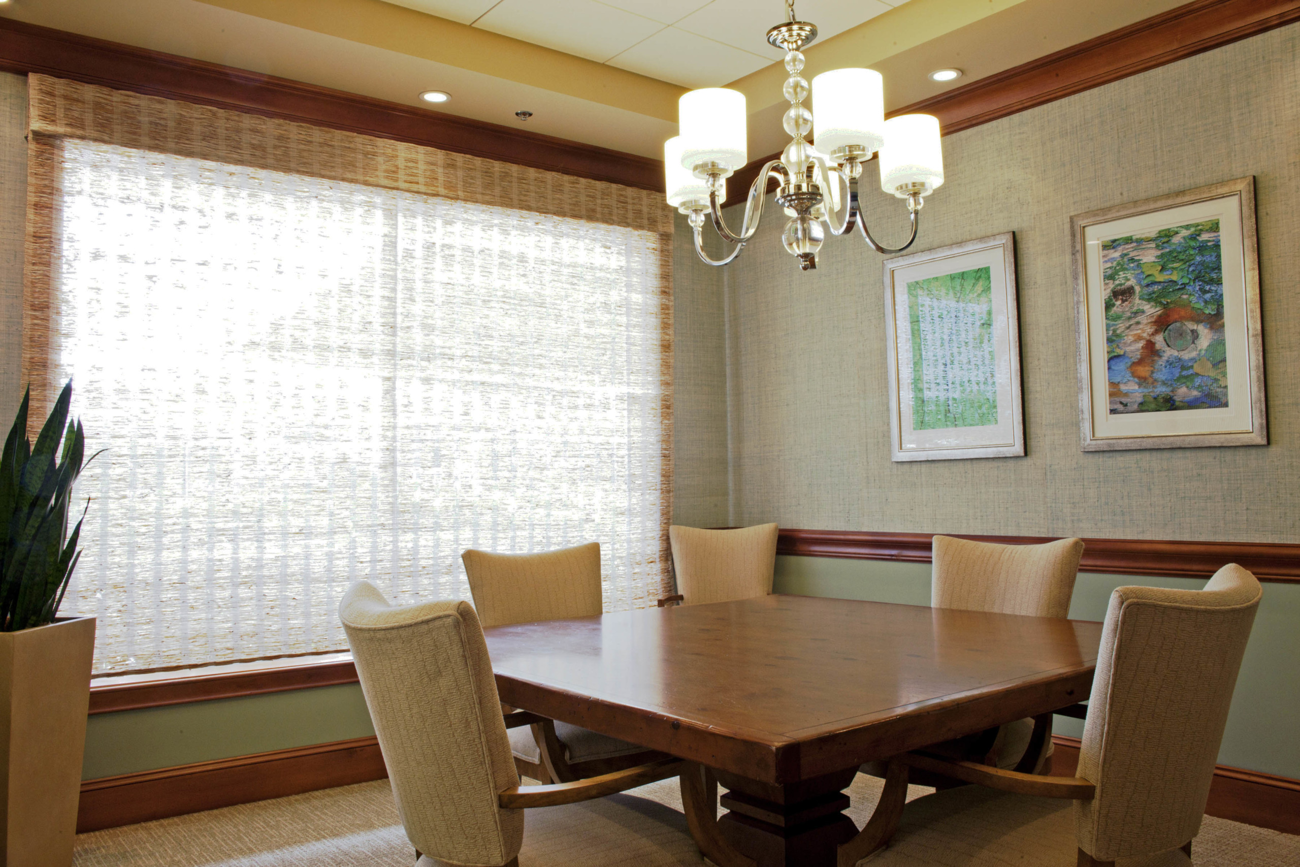 Shell Point conference room