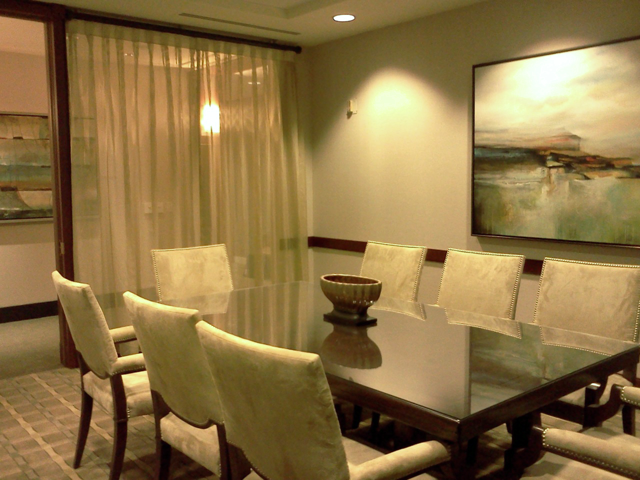 Gainey Ranch conference room