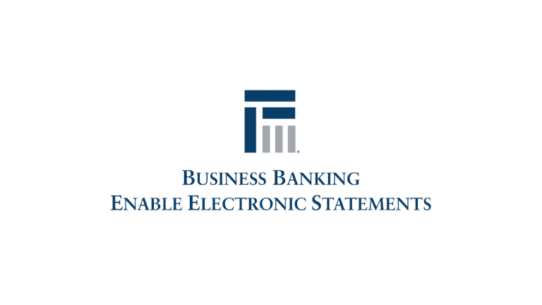 Business Electronic Statements